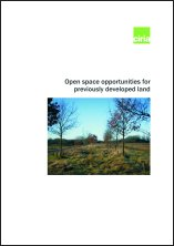 Open spaces for previously developed land (C694)